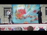 Т.Н.Володина и А.Егоров-В землянке