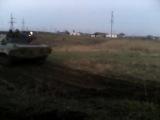Украина новости!!! Танки Донецая область пгт Володарское - YouTube